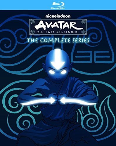 Avatar The Last Airbender Complete Series Blu-ray