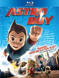 Astro Boy The Movie Blu-ray