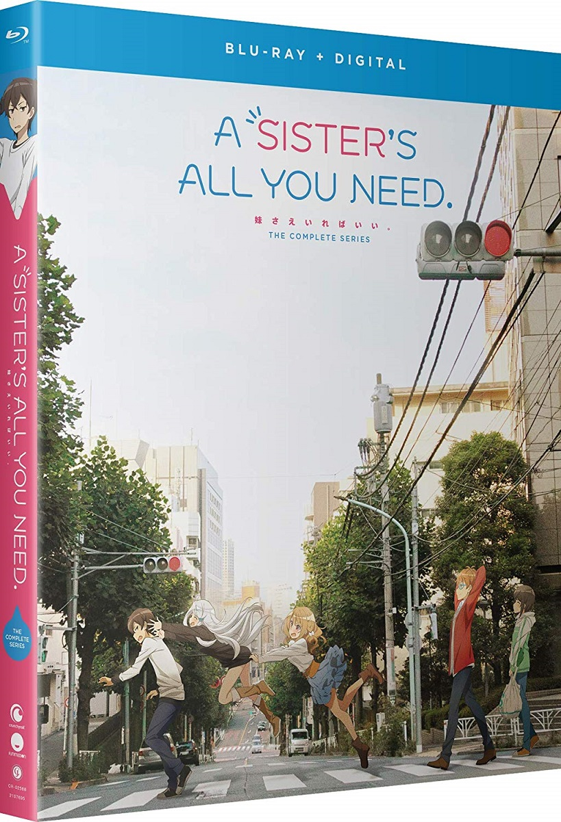 A Sisters All You Need Blu-ray