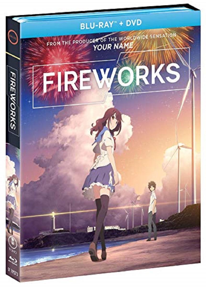 Fireworks Blu-ray/DVD