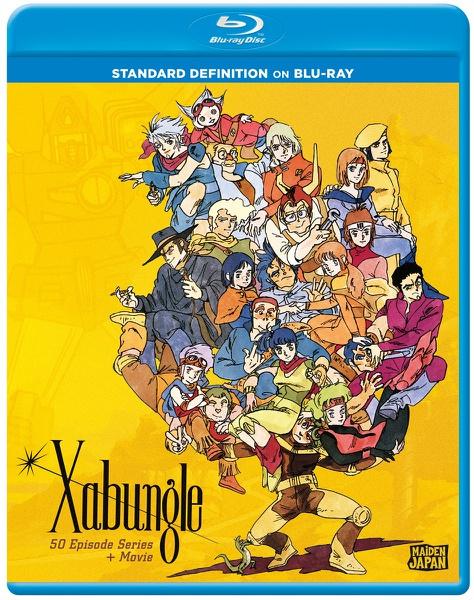 Xabungle Blu-ray