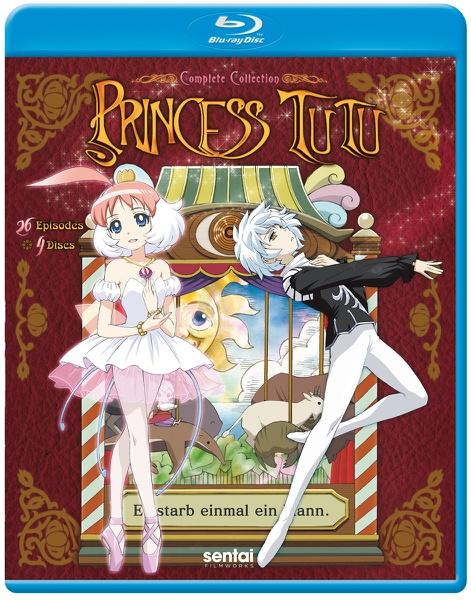 Princess Tutu Blu-ray