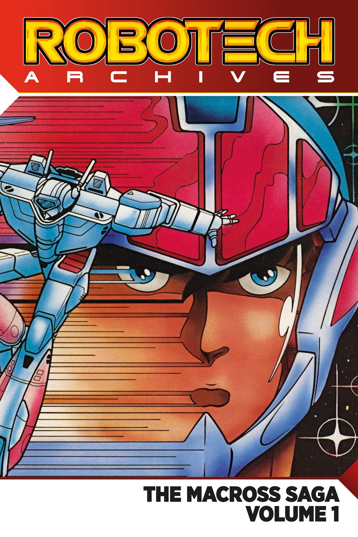 Robotech Archives Macross Saga Manga Volume 1