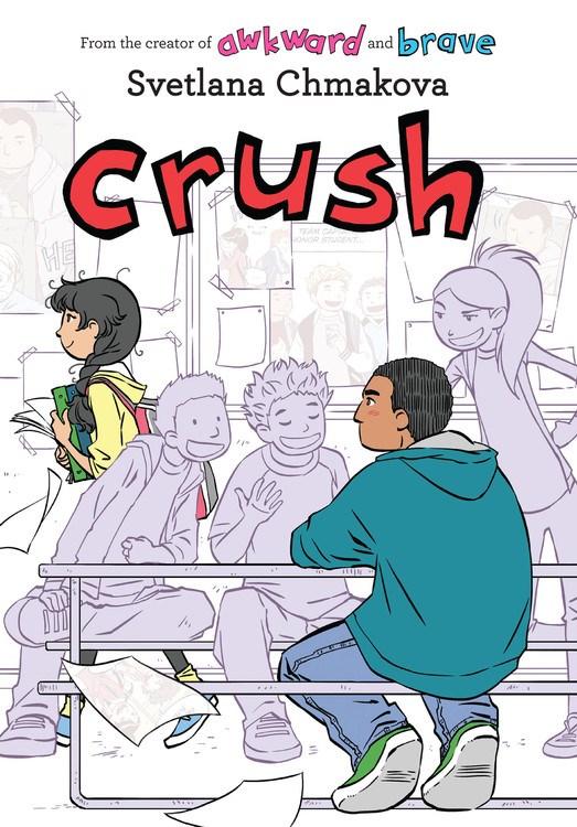 Crush Manga