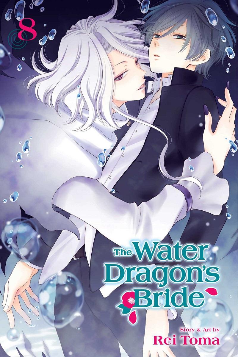 The Water Dragons Bride Manga Volume 8