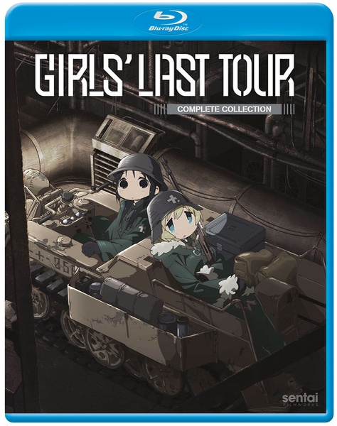 Girls Last Tour Blu-ray