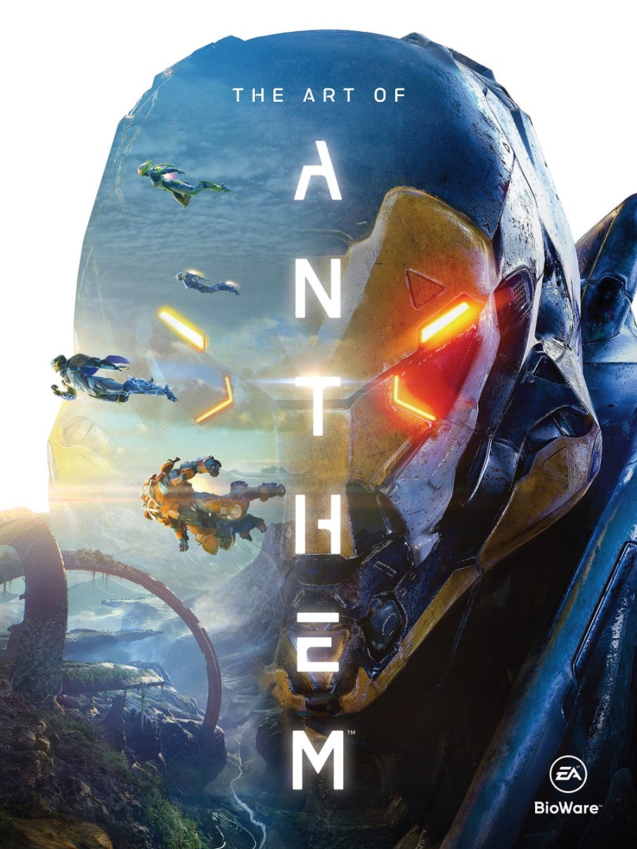 The Art of Anthem (Hardcover)