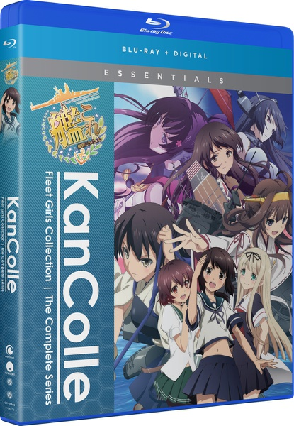 KanColle Kantai Collection Essentials Blu-ray