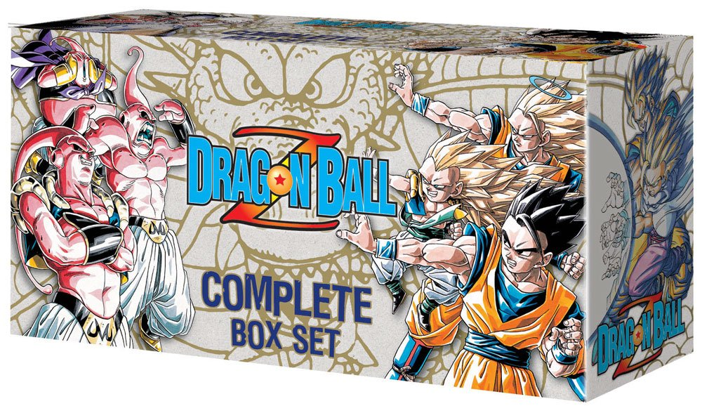 Dragon Ball Z Manga Box Set