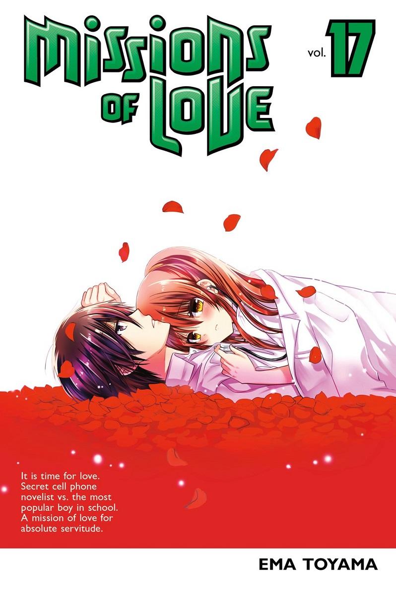 Missions of Love Manga Volume 17