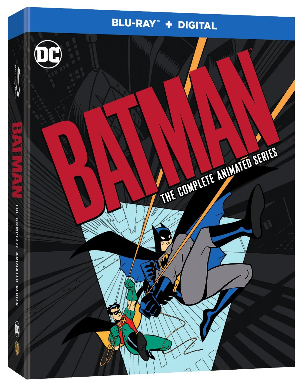 Batman The Complete Animated Series Blu-ray