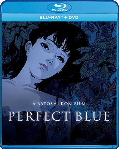 Perfect Blue Blu-ray/DVD