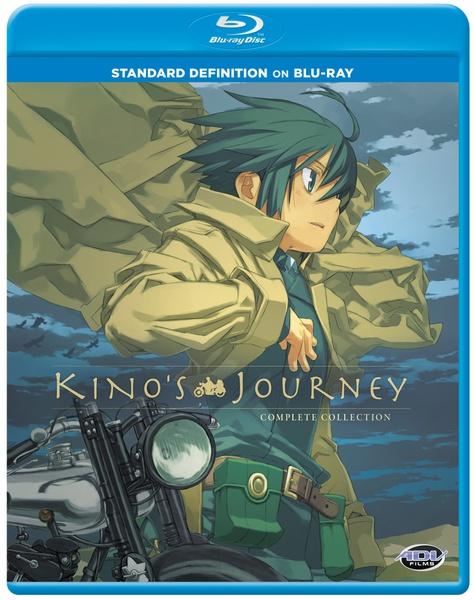 Kinos Journey Blu-ray