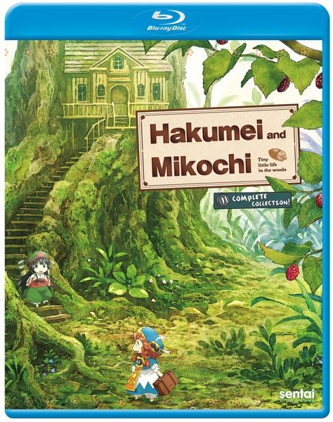 Hakumei and Mikochi Blu-ray