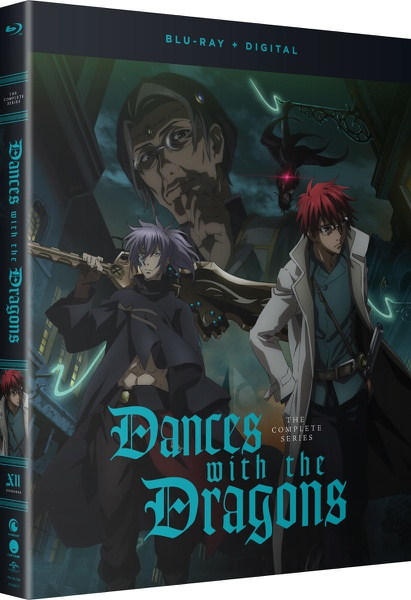 Dances with the Dragons Blu-ray