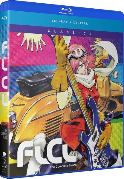 FLCL Classics Blu-ray