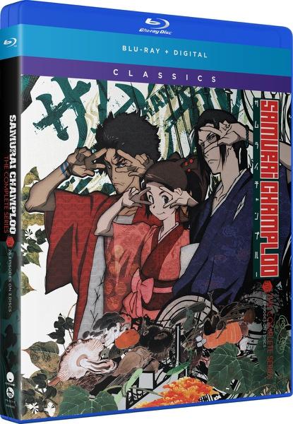 Samurai Champloo Classics Blu-ray
