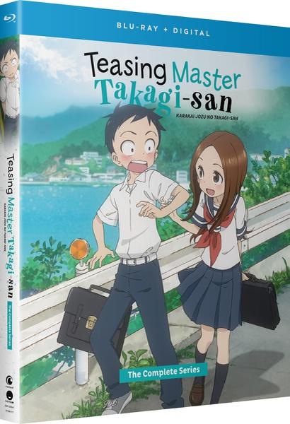 Teasing Master Takagi-san Blu-ray