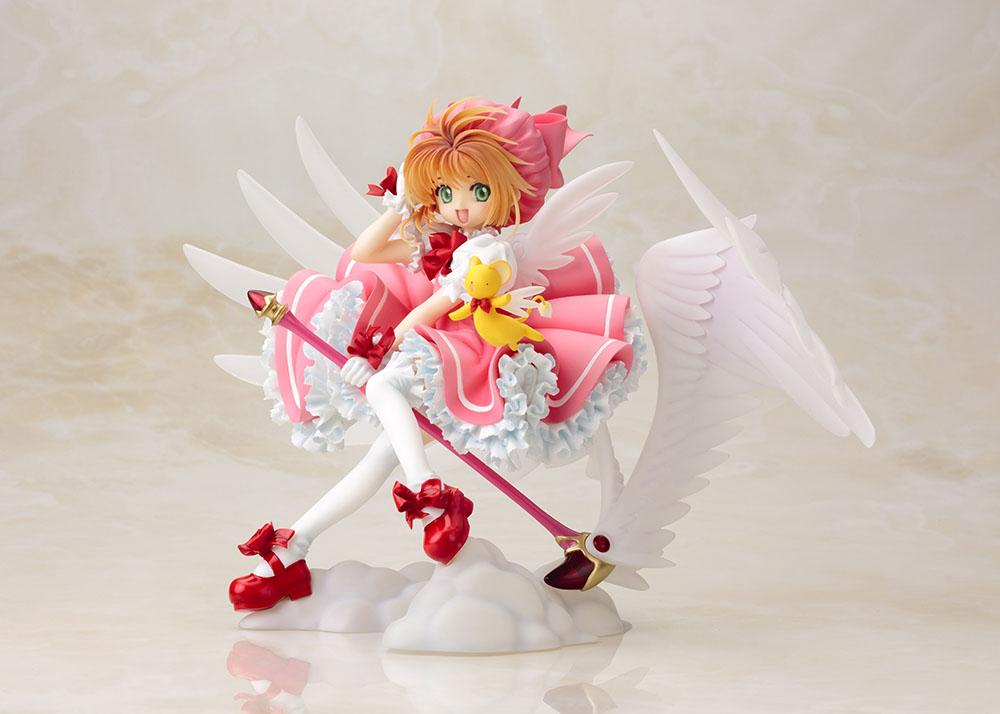 Sakura Kinomoto (Re-Run) Cardcaptor Sakura ARTFX J Figure