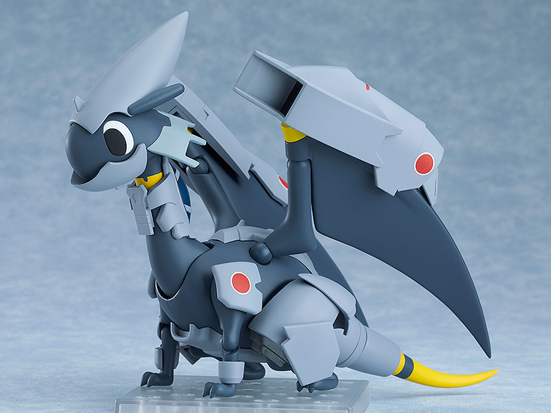 Masotan Dragon Pilot Nendoroid More Figure