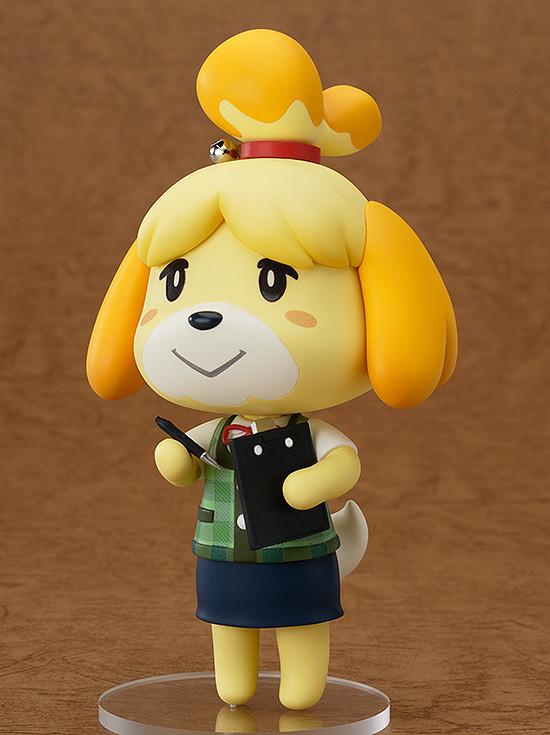 Shizue Isabelle (3rd-run) Animal Crossing New Leaf Nendoroid Figure