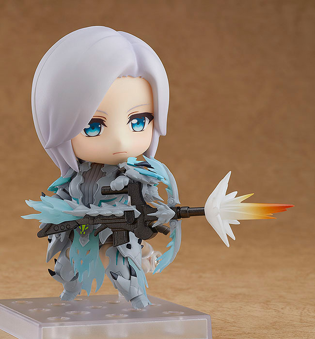 Female Hunter Xenojiiva Beta Armor Edition DX Ver Monster Hunter World Nendoroid Figure