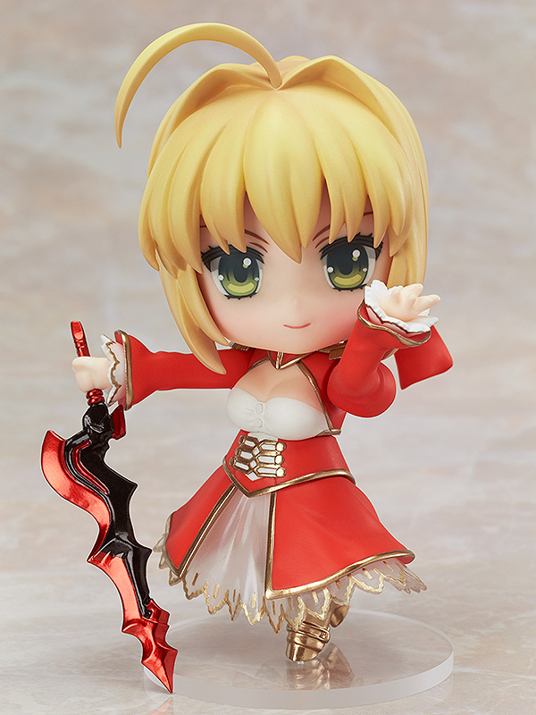 Saber Extra (Re-run) Fate/EXTRA Nendoroid Figure