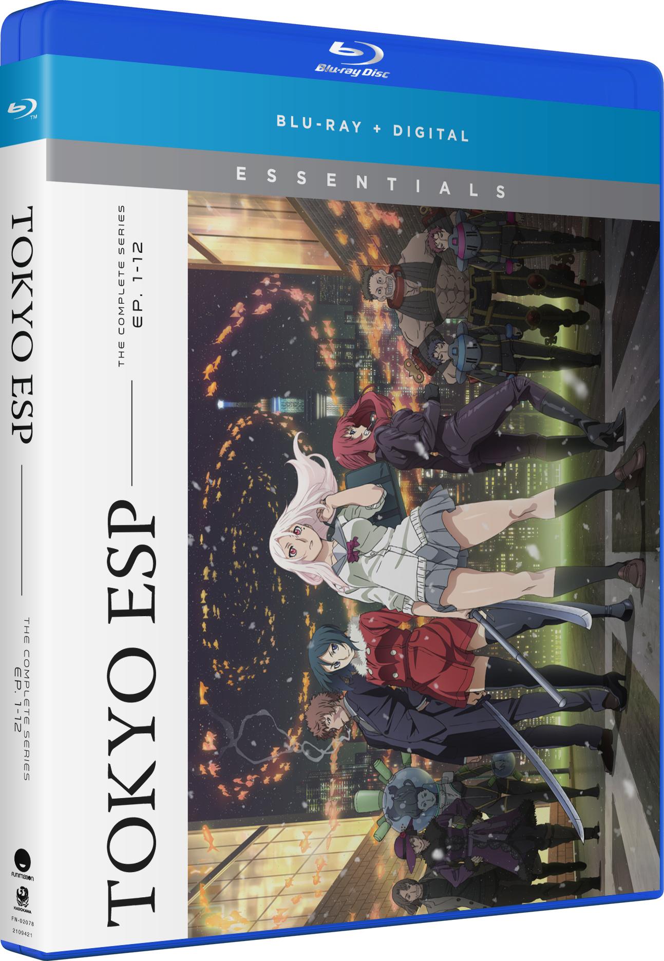 Tokyo ESP Essentials Blu-ray