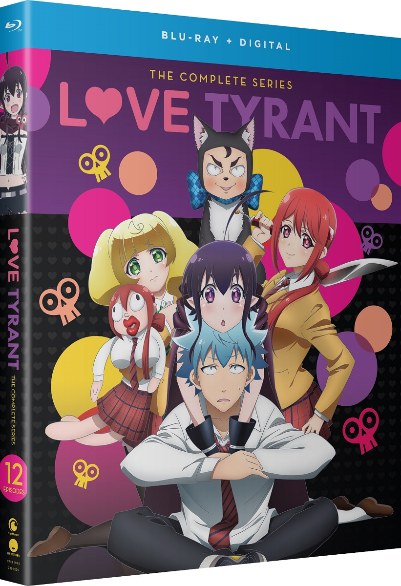 Love Tyrant Blu-ray
