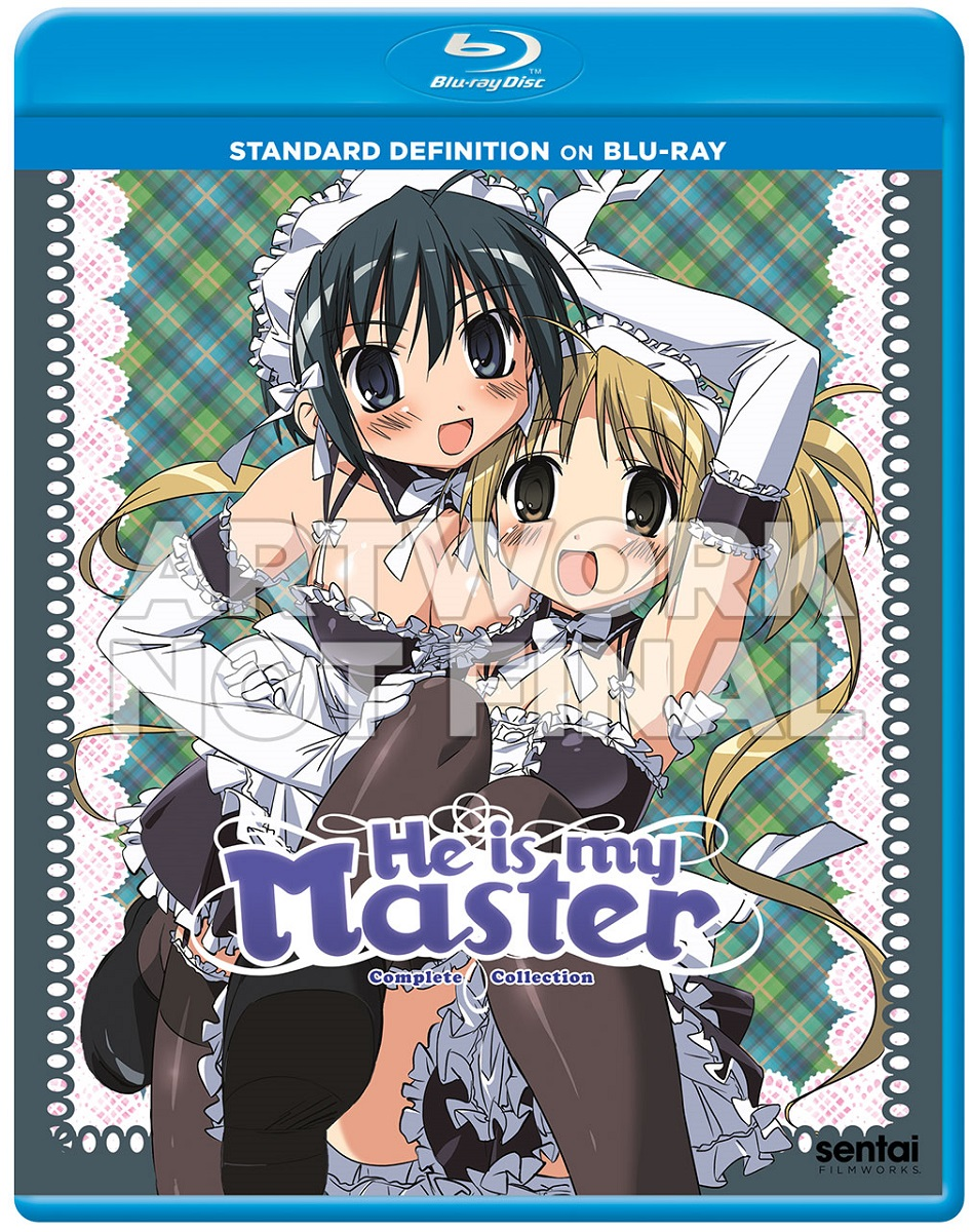 He Is My Master Blu-ray