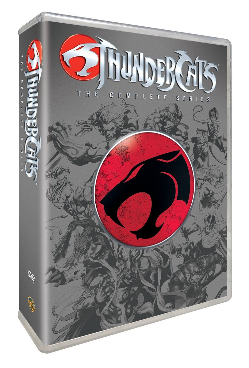 ThunderCats Complete Series DVD