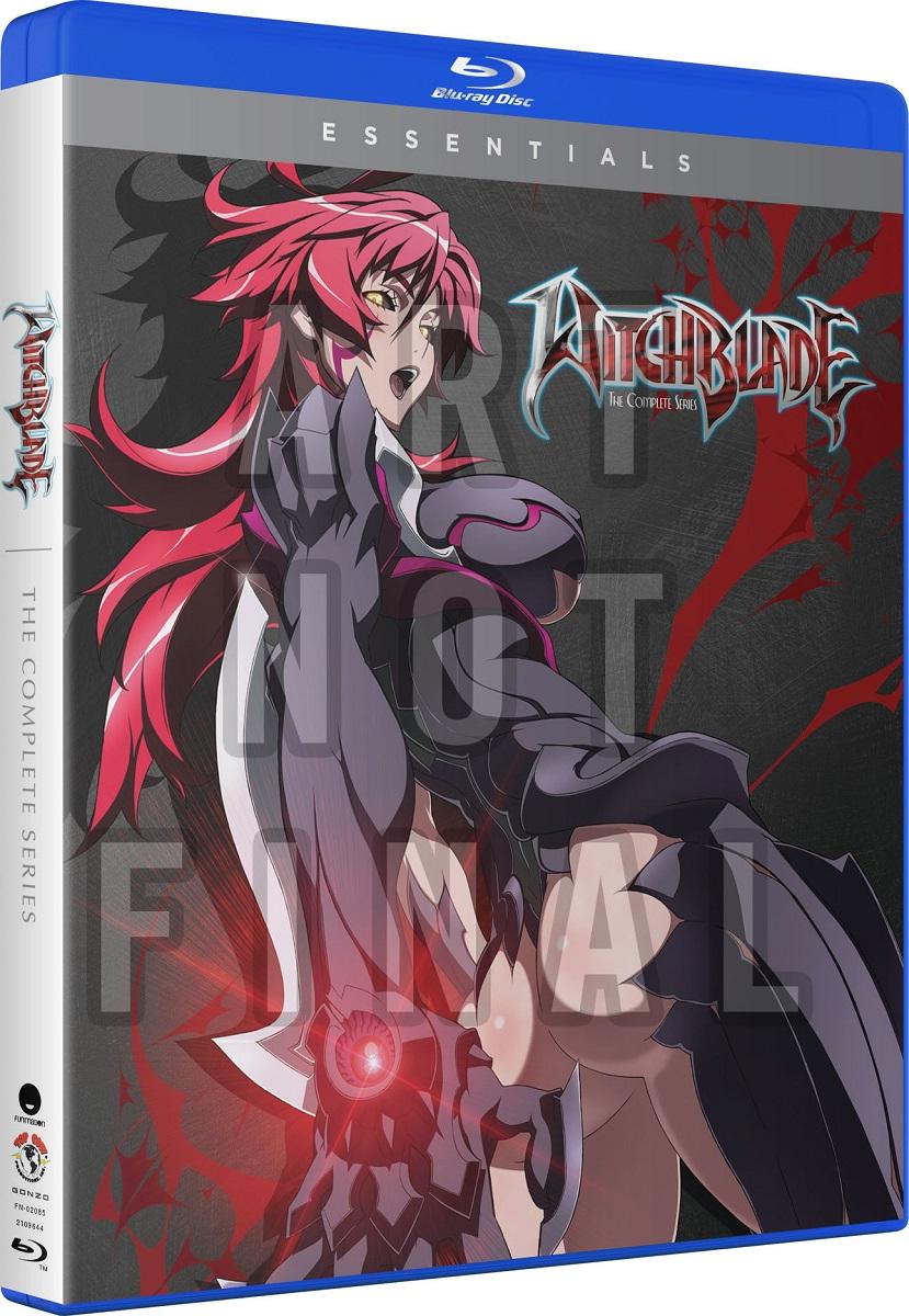 Witchblade Essentials Blu-ray