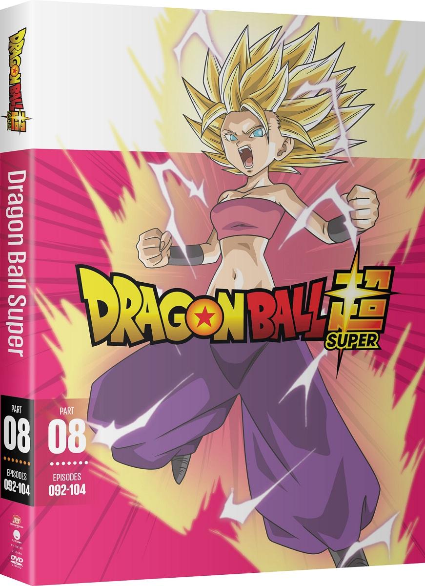 Dragon Ball Super Part 8 DVD