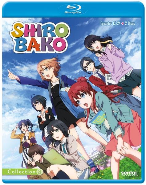 Shirobako Collection 2 Blu-ray