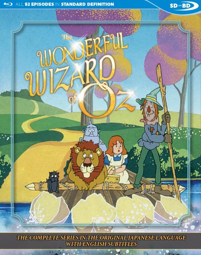 The Wonderful Wizard of Oz Blu-ray