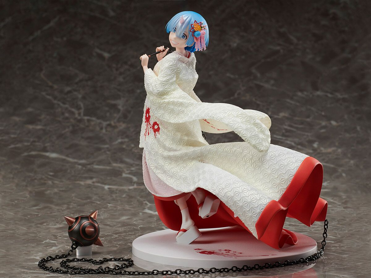 Rem OniYome Ver Re Zero Staring Life in Another World Figure