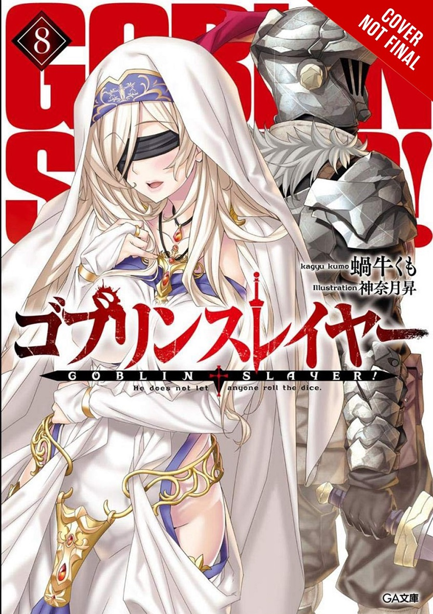 Goblin Slayer Novel Volume 8