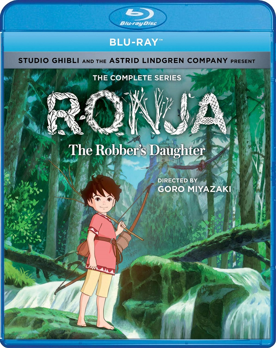 Ronja The Robbers Daughter Blu-ray