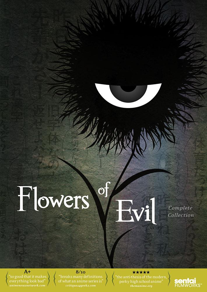 Flowers of Evil DVD