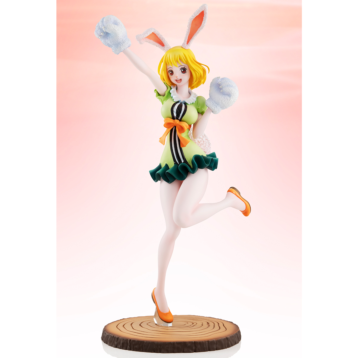 Carrot Portrait of Pirates Limited Edition One Piece Figure