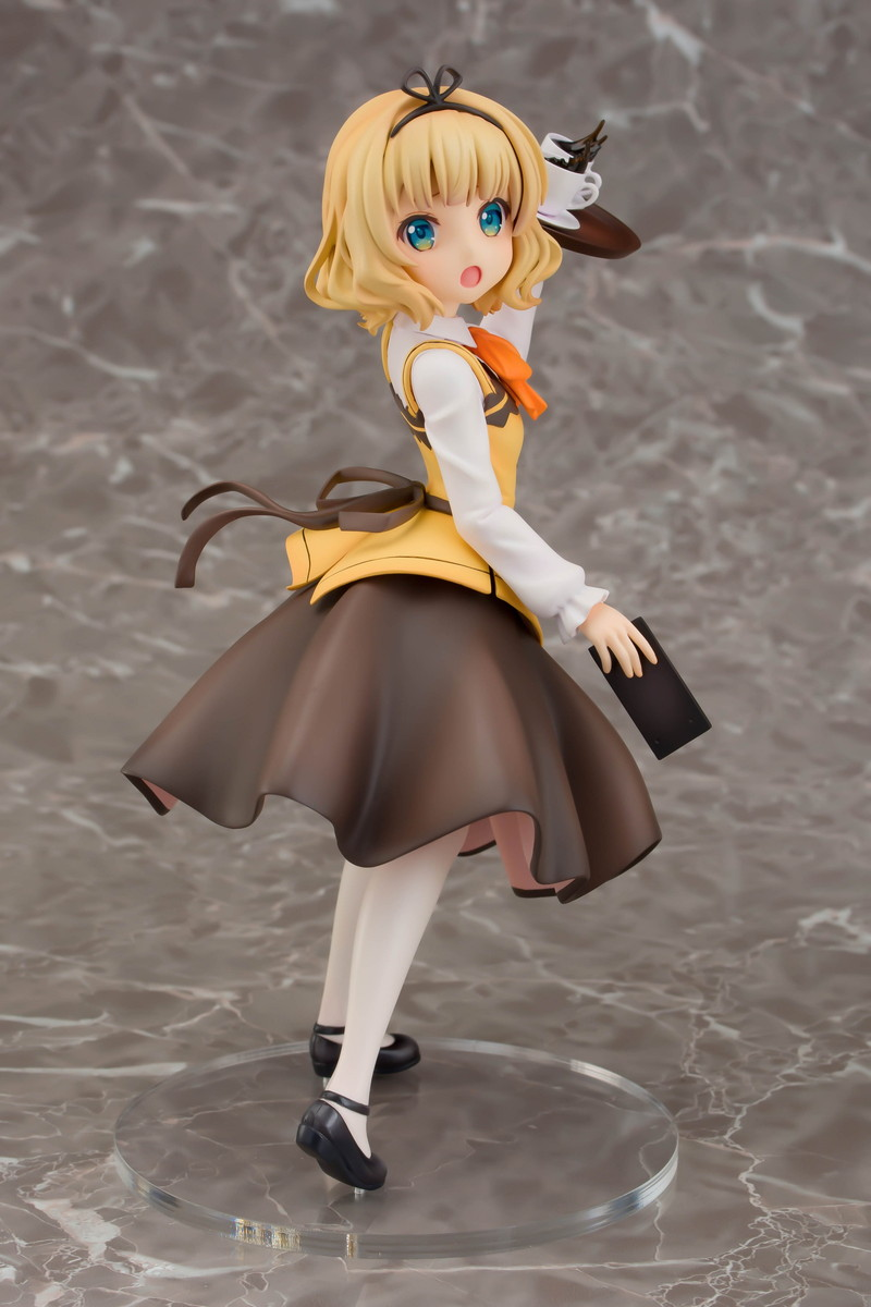 Syaro Cafe Ver Is The Order A Rabbit? Figure