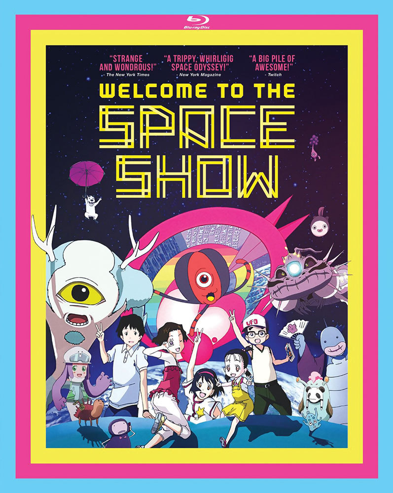 Welcome to the Space Show Blu-ray