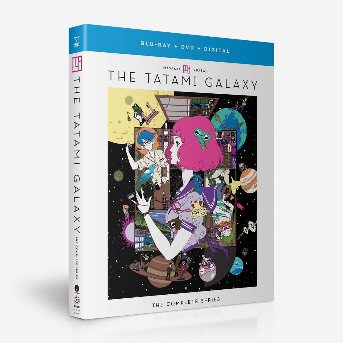 The Tatami Galaxy Blu-ray/DVD