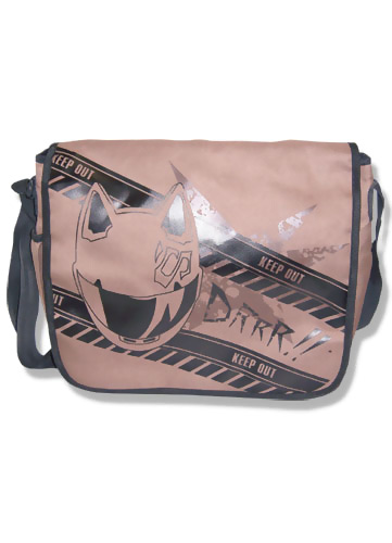 Celtys Helmet Durarara!! Messenger Bag