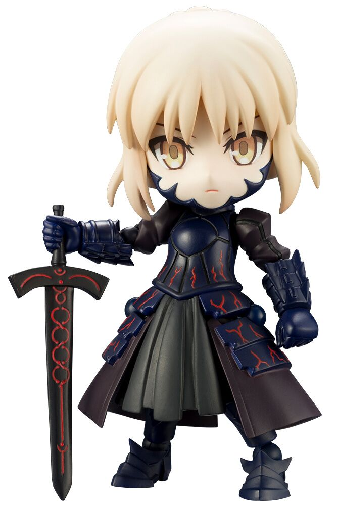 Saber/Altria Pendragon (Alter) Fate/Grand Order Cu-poche Figure