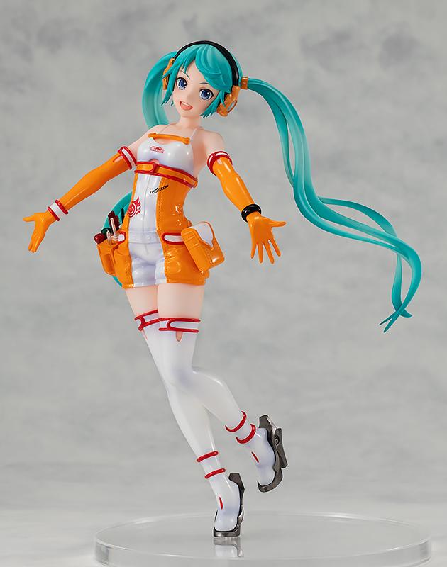 Racing Miku 2010 Ver Pop Up Parade Vocaloid Figure