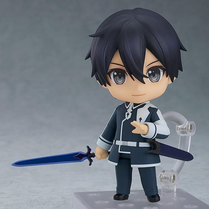 Kirito Elite Swordsman Ver Sword Art Online Alicization Nendoroid Figure