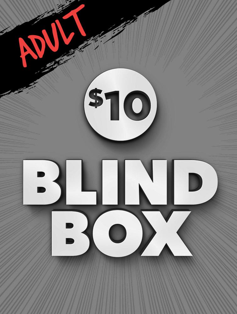 $10 Adult Blind Box Bargain Item