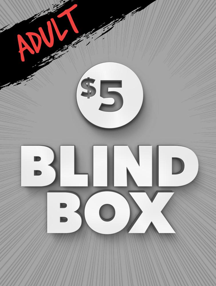 $5 Adult Blind Box Bargain Item