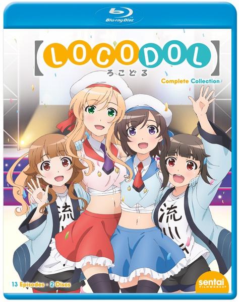 Locodol Blu-ray